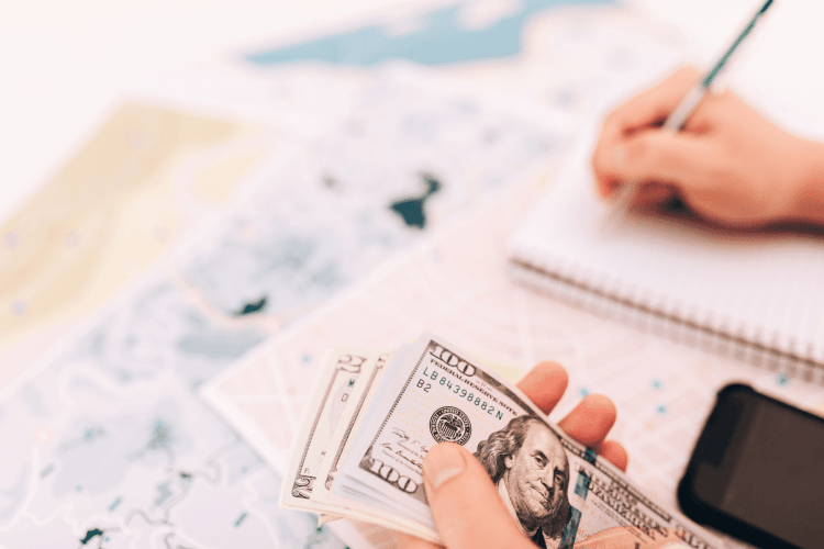 How much money to save for a vacation