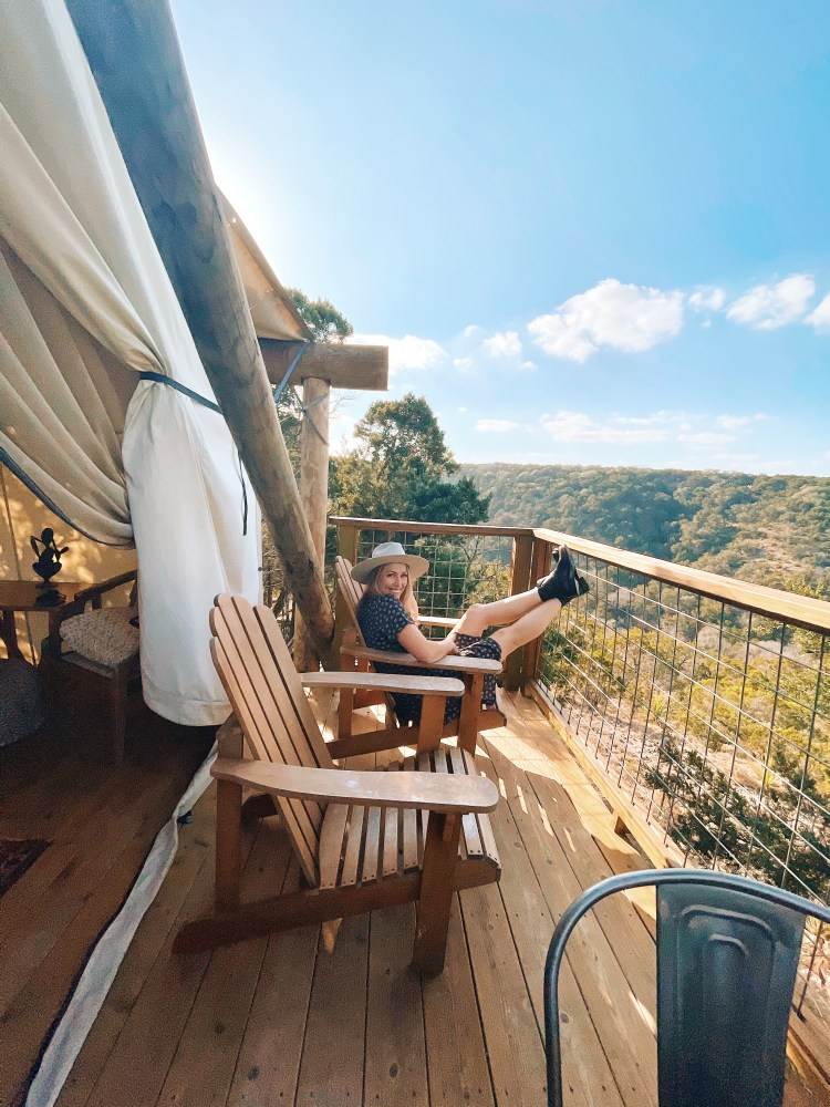 What to Bring Glamping Packing list