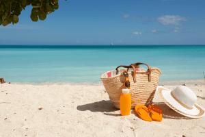 Beach Packing List + Custom Checklist