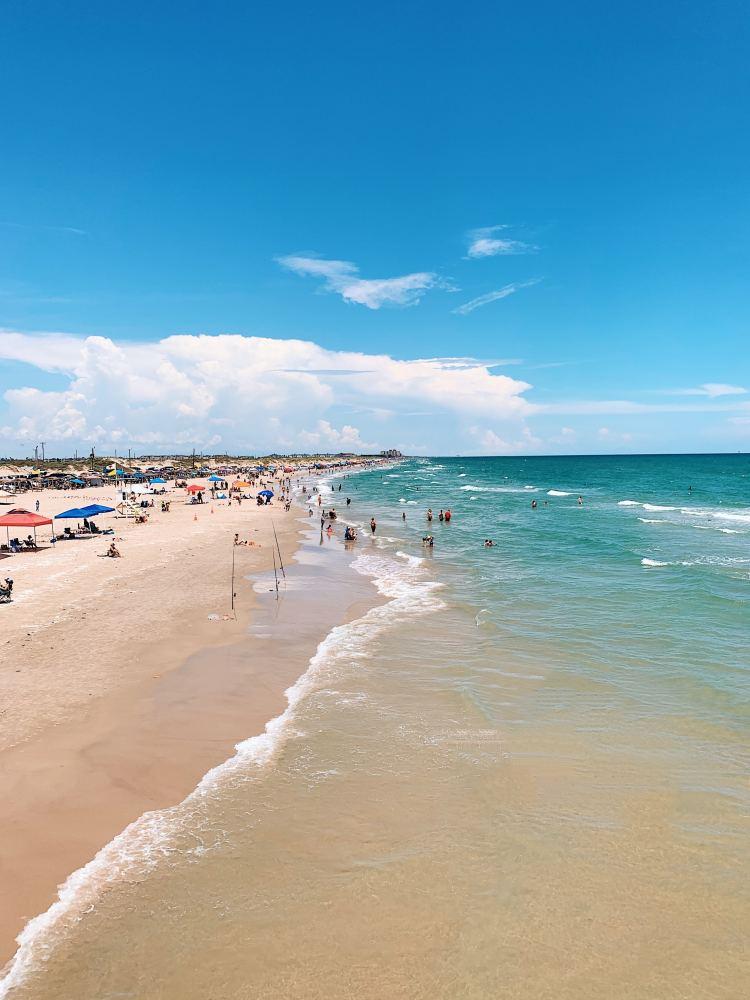 Corpus Christi Beach Texas