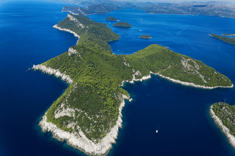 Exploring Elaphiti Islands from Dubrovnik, Croatia