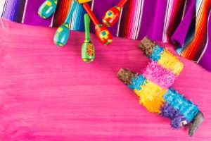 Fiesta Themed Bachelorette Party Ideas