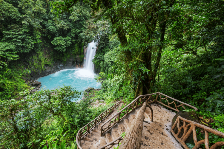 Costa Rica March Honeymoon