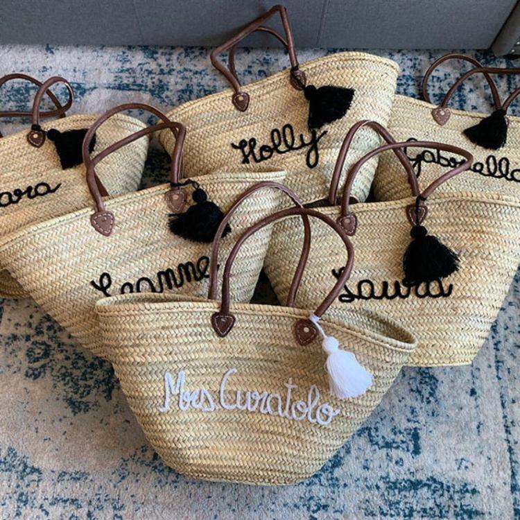 beach bags for tropical Beach Bachelorette Party