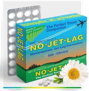 Jet Lag preventing supplement