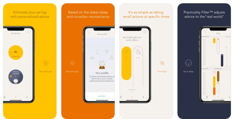 How to Prevent Jet Lag App