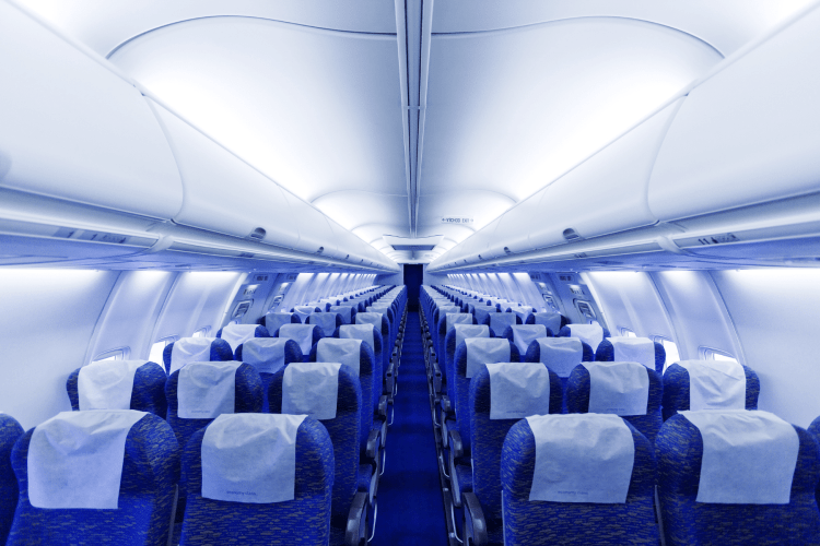 What To Do Before a Flight tip - pick your seat