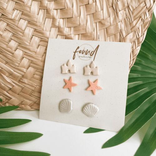 earrings for Beach Bachelorette Party