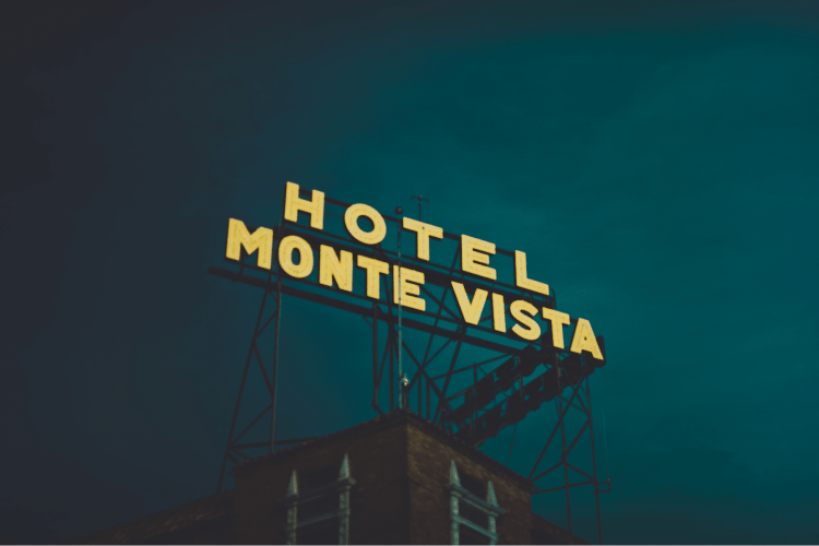 Spookiest Places to Visit in the USA Monte Vista Hotel