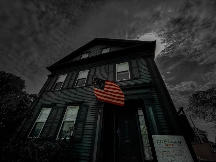 Spookiest Places to Visit in the USA - Lizzie Borden B&B