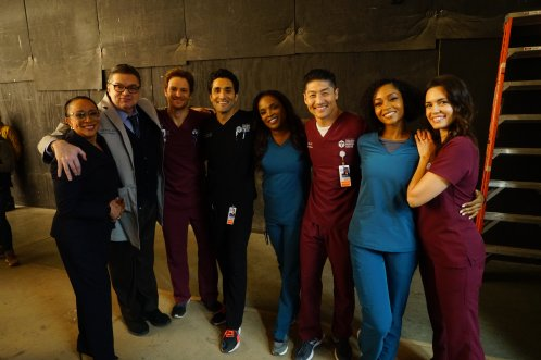 Chicago Med celebrates 100th episode in unique One Chicago style
