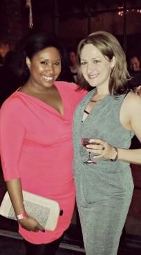 Adrienne and Jen