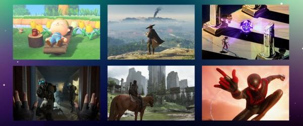 Bafta Games Awards Nominations 2021