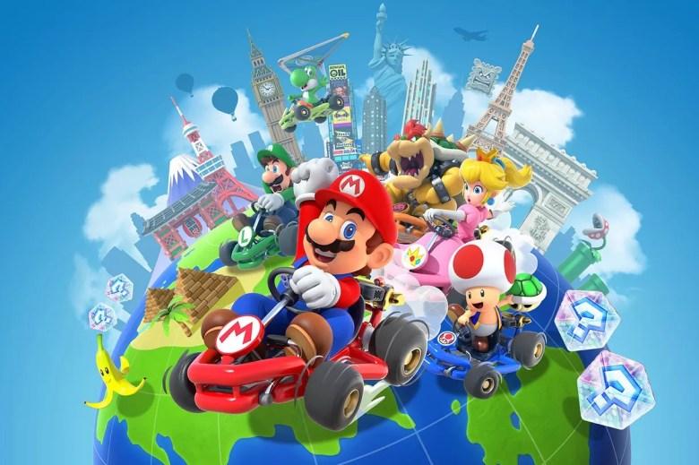 3 Best Mario Kart Games