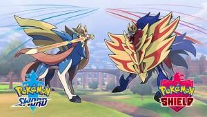 Pokemon Sword and Shield Cover