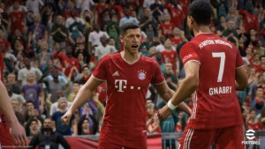 PES Renamed eFootball - Bayern Munich Goal
