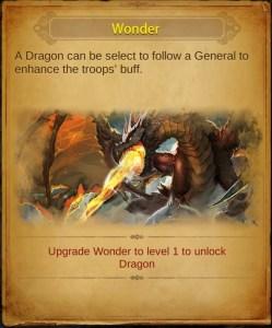 Evony Wonder Dragon