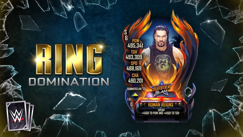 WWE SuperCard Ring Domination Guide