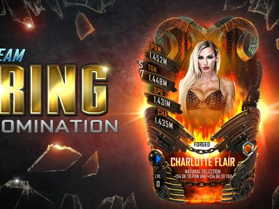 Team Ring Domination