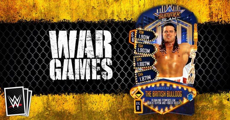 WWE SuperCard War Games Guide