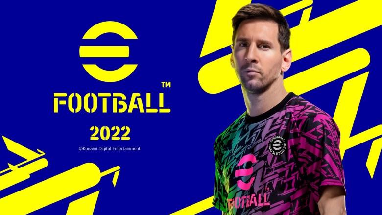 eFootball 2022 Release Date Confirmed