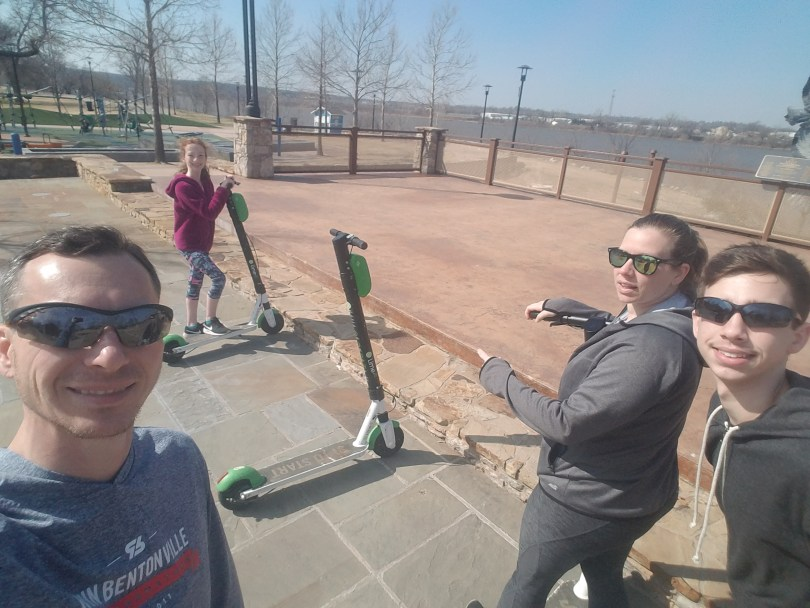 Lime Scooters Tulsa Spring Break 2019
