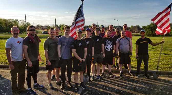 Be Strong @F3NWARKANSAS