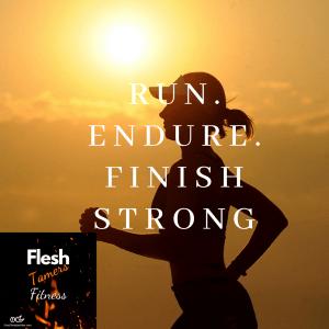 Run. Endure. Finish Strong.