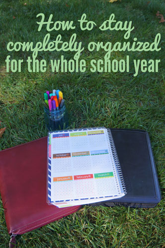 How to Become Organized for College