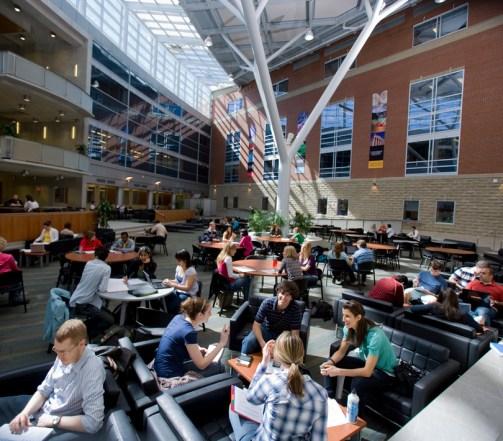 University_of_Guelph_-_Science_Complex_Atrium