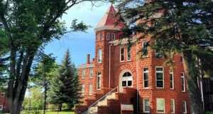 Old Main is one of the oldest and most historic buildings on NAU campus.