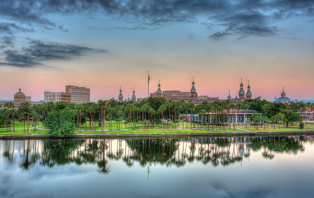 6 Buildings You Need to Know at the University of Tampa