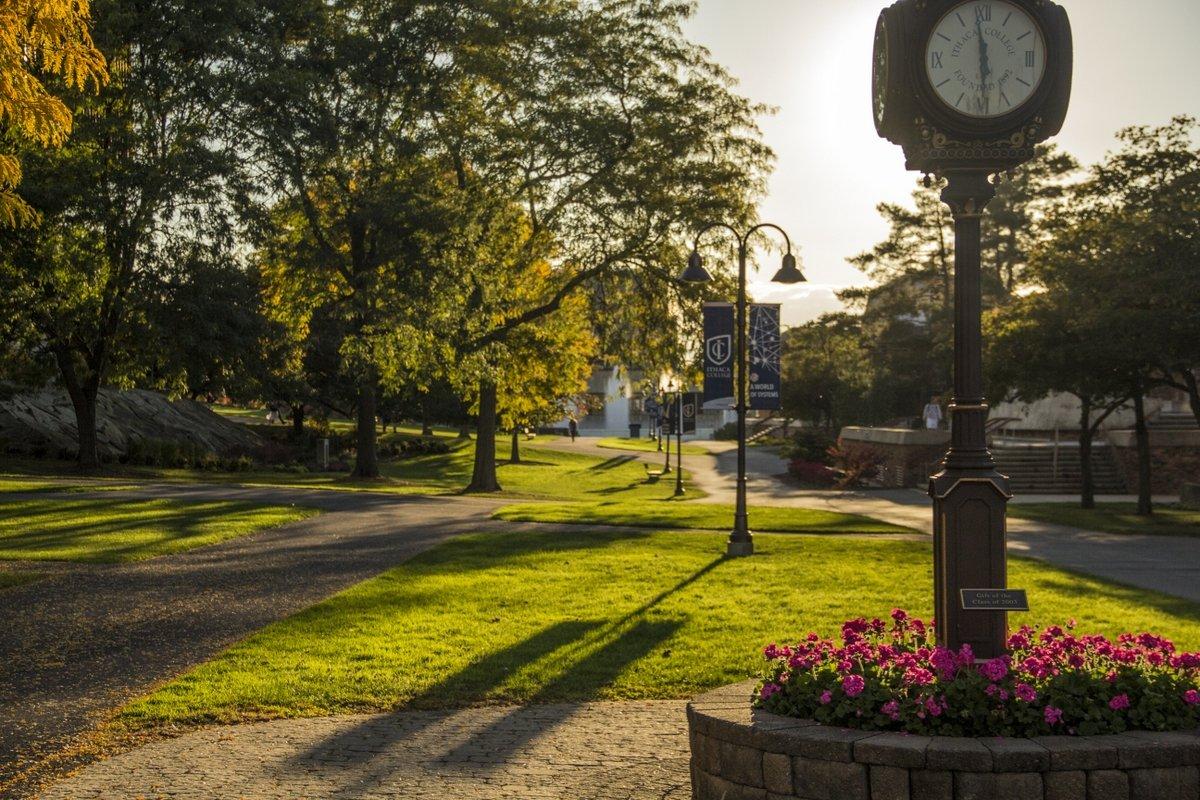 Top 10 Professors at Ithaca College