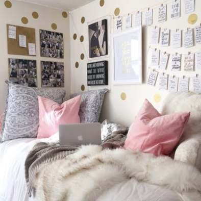 An image of a dorm room.