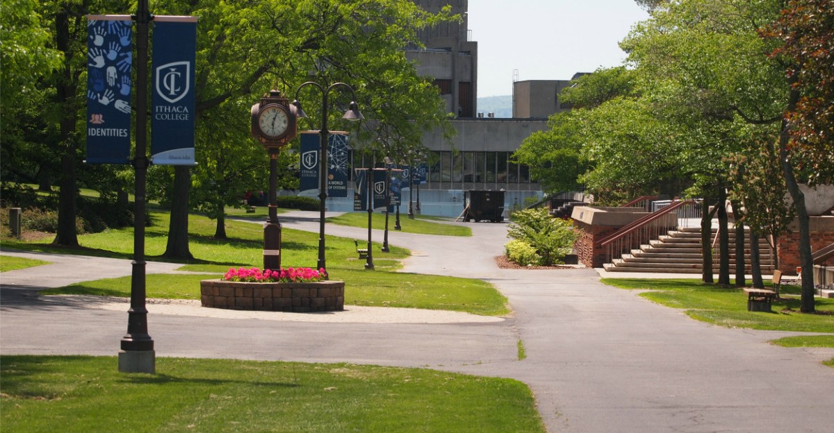 An image of Ithaca College