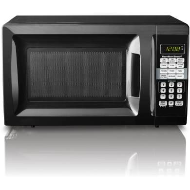 An image of a microwave.