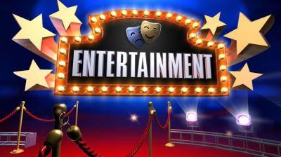 Entertainment sign
