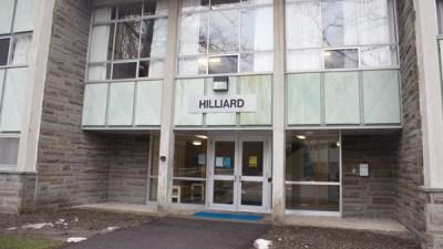 Hilliard Hall