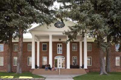 Campbell Hall is a freshman dorm at NAU.