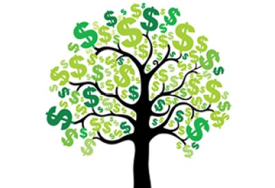 a dollar tree