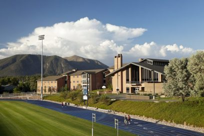 Mountain View is an upper-divison residence hall on NAU's campus.