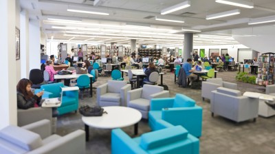 Davis Campus Library