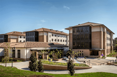 Spruce Hall is just opened on LSU campus for the Fall 2018 semester.