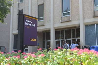 Miller Hall is the only all female residence hall on LSU campus.
