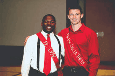 male pageant contestants