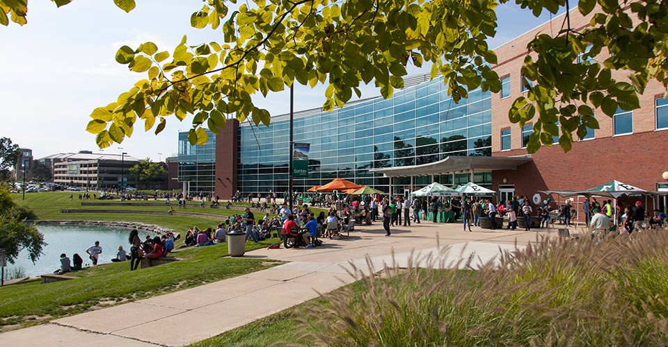 Top 7 Residences at Eastern Michigan University