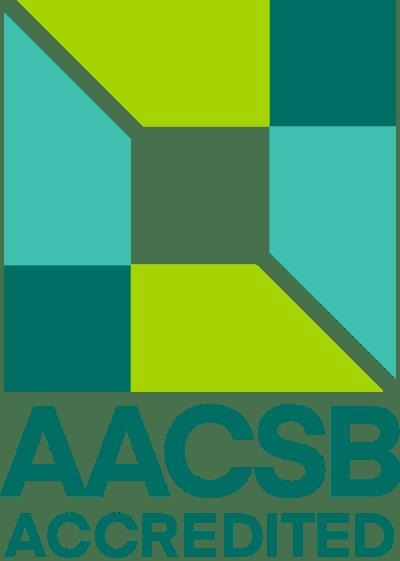 AACSB Accreditation Logo- Cleveland State University
