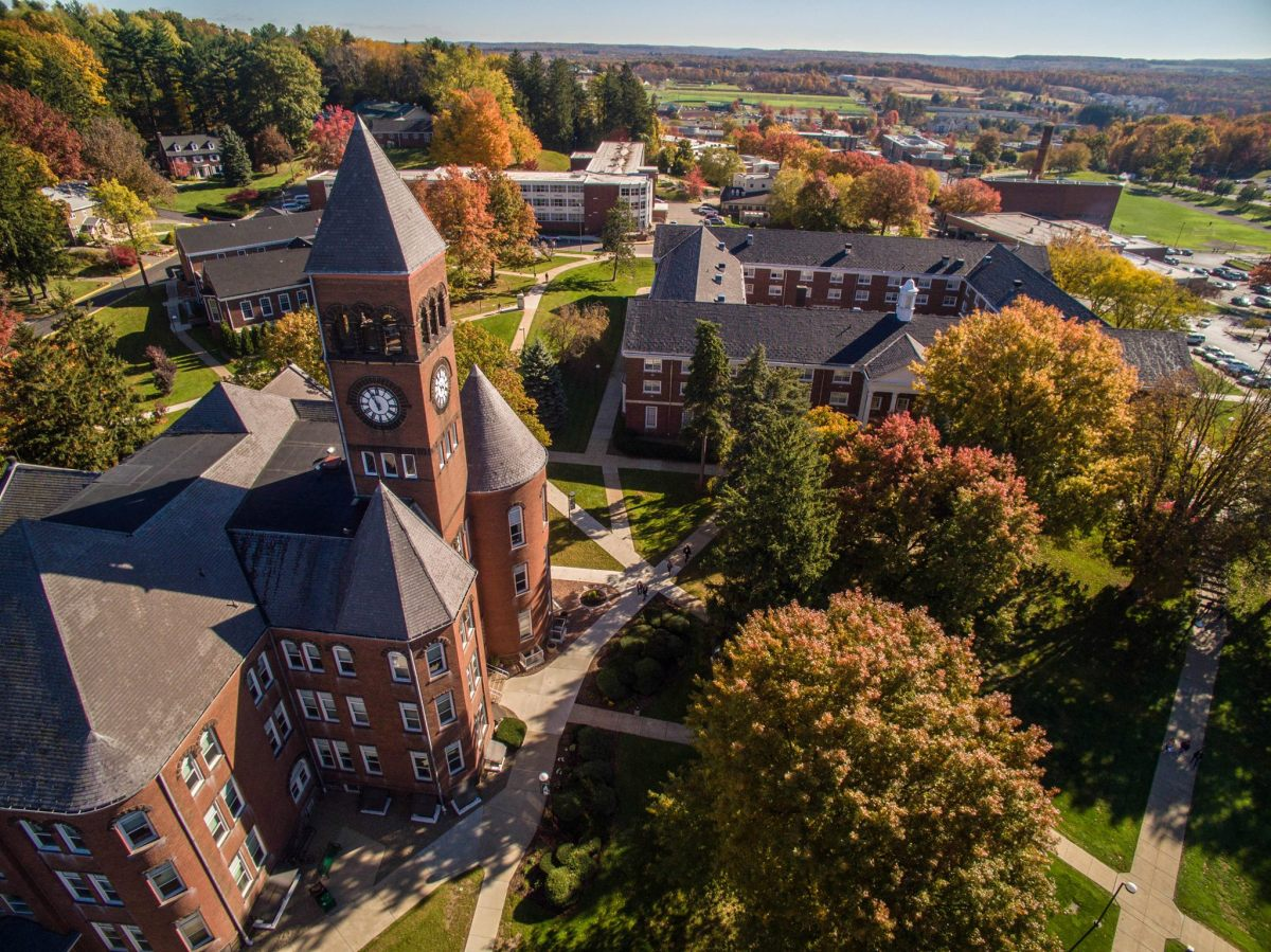 Top 10 Library Resources at Slippery Rock University