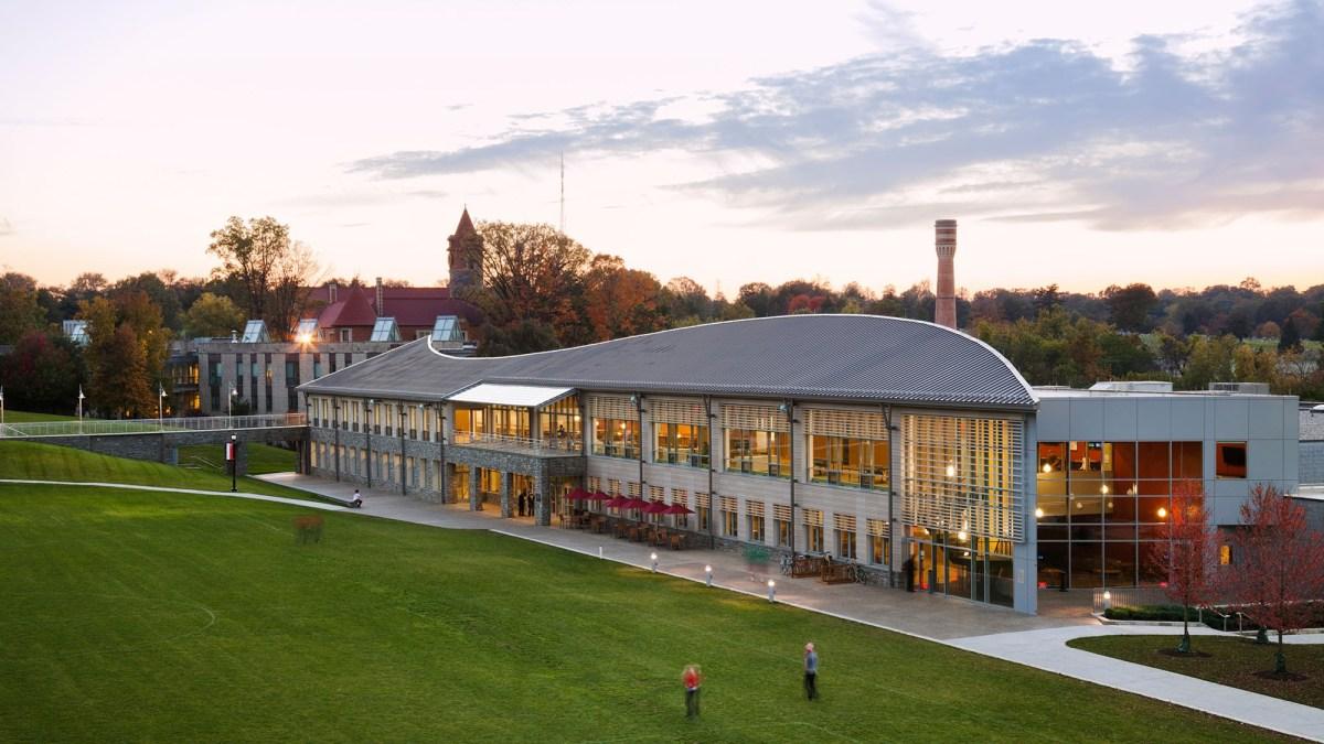 Arcadia University building