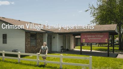Crimson Village Family apartments
